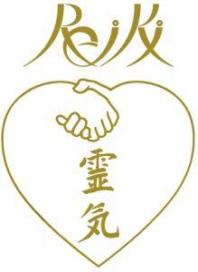 reiki logo gold web
