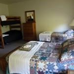 Harrison House bedroom